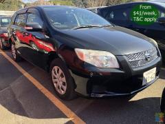 Toyota Corolla Fielder 1.5X** Just Arrived**2008**