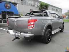2017 Mitsubishi Triton VRX Diesel NZ New Cheap Ute Low kms