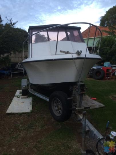 Fishing Boat for Sale - 2/3