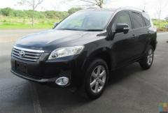 2008 Toyota Vanguard - 5 seater - Finance from 8.9%**