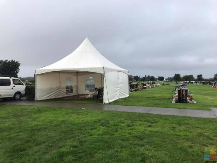 Marquee Hire - 1/2