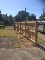 Fence start from $70