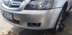 2008 Holden commodore wrecking for parts