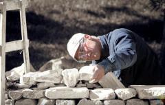 General Labour - Landscape Stone Work