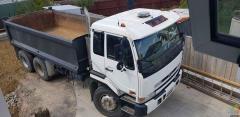 6 wheeler tipper truck for hire