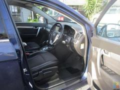 2016 Holden Captiva 7 Seater 4WD cheap NZ New