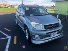 2004 TOYOTA RAV4 ACA21 wrecking for parts
