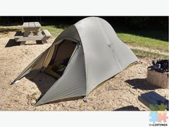 lightweight camping gear