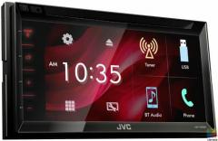 JVC KW-V340BT BLUETOOTH ANDROID DVD PLAYER (BRAND NEW)