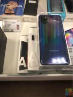 Samsung Galaxy A31 (Brand New) 128Gb 6GB Ram 4 Rear Cameras With 1 Year Warranty