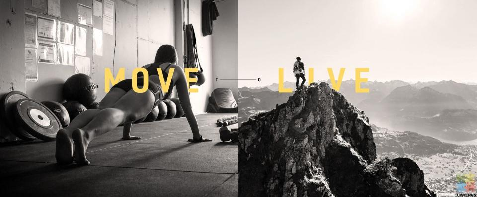 Move to Live - 4/5