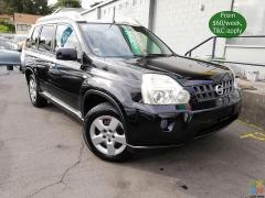 Nissan X-Trail 25S **4WD, Very Low Kms**2007**
