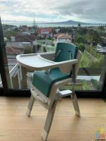 Nuna Zaag high chair