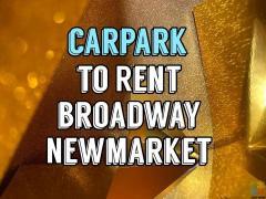 Carpark at 176 broadway to rent