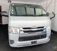 2014 Toyota Regius Ace DX GL Diesel - Free Delivery Most of North Island
