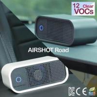 AIRSHOT ROAD – Air Purifier Cleaner Fresh For Car