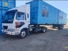 Truck and trailer business for sale