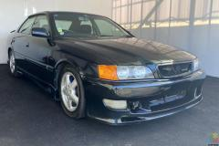 1997 Toyota Chaser Tourer V Manual Turbo- Finance Available from 8.9%