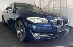 2011 BMW 523i in Dark Blue - Finance Available from 8.9%**