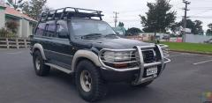 1995 Toyota Landcruiser 24V