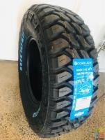 265/75/16MT BRAND NEW FITTED AND BALANCED