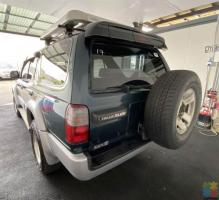 1997 Toyota Hilux Surf SSR-G IC Turbo - Diesel - Finance Available