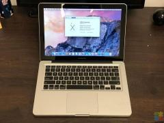 Apple Macbook Pro 500GB 4GB Ram (Refurbished) 13.3""