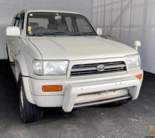 1996 Toyota Hilux Surf SSRx - Finance Available - Free delivery within AKL