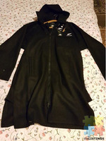 Swandri All Blacks bush shirt / coat
