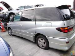 toyota estima for parts only