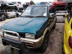 nissan mistral for parts only