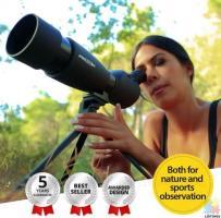 Heider Pro-Zoom X1 Telescope - 60 X Magnifying Power