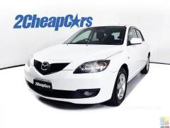 Lowest Prices Ever! 31 Aug-2 Sep Only!!! 2007 Mazda Axela 3 (13699)