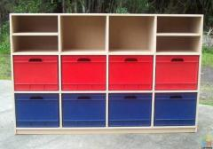 Large 12 cube storage unit Brand New