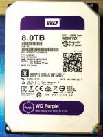 WD Purple 8TB Hard Drive. RRP $560