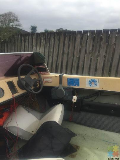 Boat engine Yamaha 70hp - 2/3