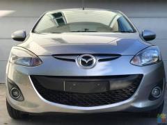 Mazda Demio 2011/Skyactive/ I-stop