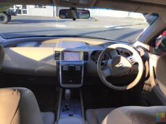 2004 Nissan murano 350 xv 4wd ** low kms**