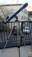 Meade Infinity 60mm f/13.3 AZ Refractor Telescope