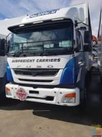 6 WHEELER TRUCK: with contract