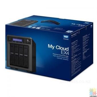 NAS WD My Cloud EX4. Brand New