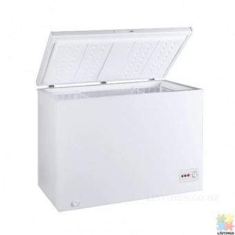 Brand New Midea 295L Chest Freezer Mechanical Control