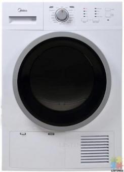 Brand New Midea 7KG Condenser Dryer