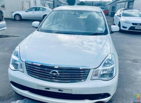 Nissan blubird sylphy 2006 Price included 6 months register