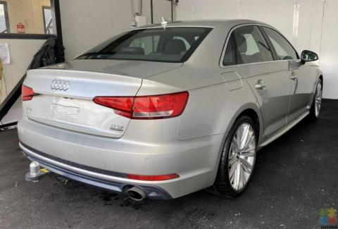 2016 Audi A4 Quattro ST Sline NZ NEW - Finance Available