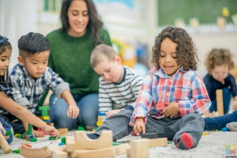 I'm on the lookout for some amazing qualified early childhood teachers