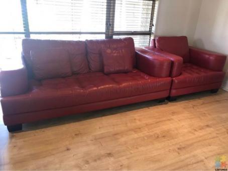 Garage sale- bunlk bed sofa bed sofa kids table etc