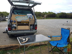 Nisan Largo Supersaloon Van