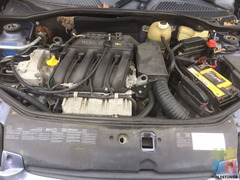 Renault Clio RTX 2001, Auto, Low kms, Lady Owner