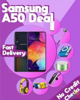 Samsung A50 Deal!